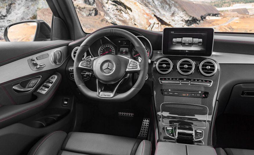 Mercedes AMG GLC43 2017