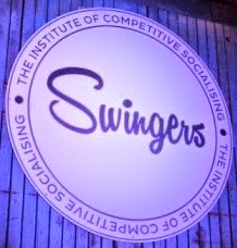 Swingers Crazy Golf is part of the Institute of Competitive Socialising