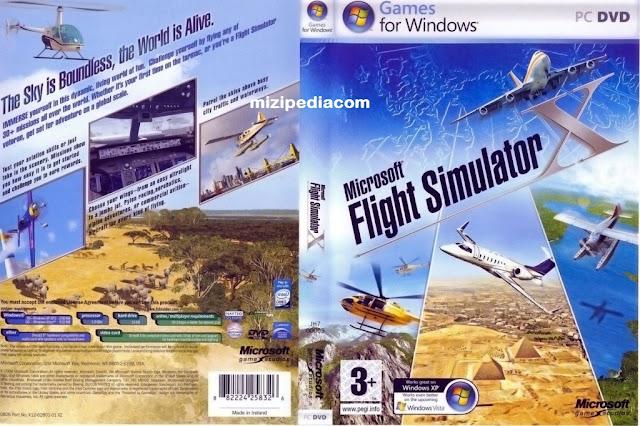 Download  Gratis Microsoft Flight Simulator X