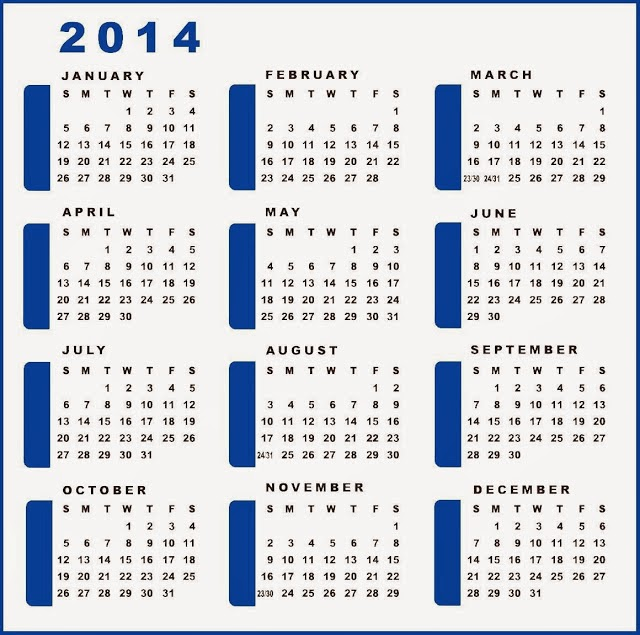 4 month calendar template 2014 - printable 2014 calendar by month printable calendar 2014