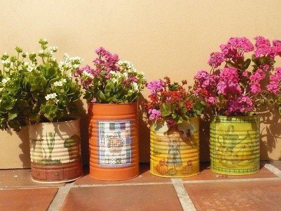 Préférence HOME & GARDEN: 35 idées pour recycler vos boites de conserves LK24