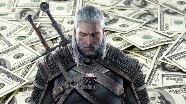 مبيعات سلسلة The Witcher تتجاوز حاجز 25 مليون نسخة