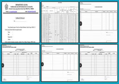 Format Laporan Inventaris Barang untuk Keperluan Penyimpanan Barang Lengkap