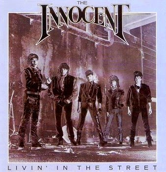 The Innocent Livin' in the street 1985 aor melodic rock music blogspot albums bands