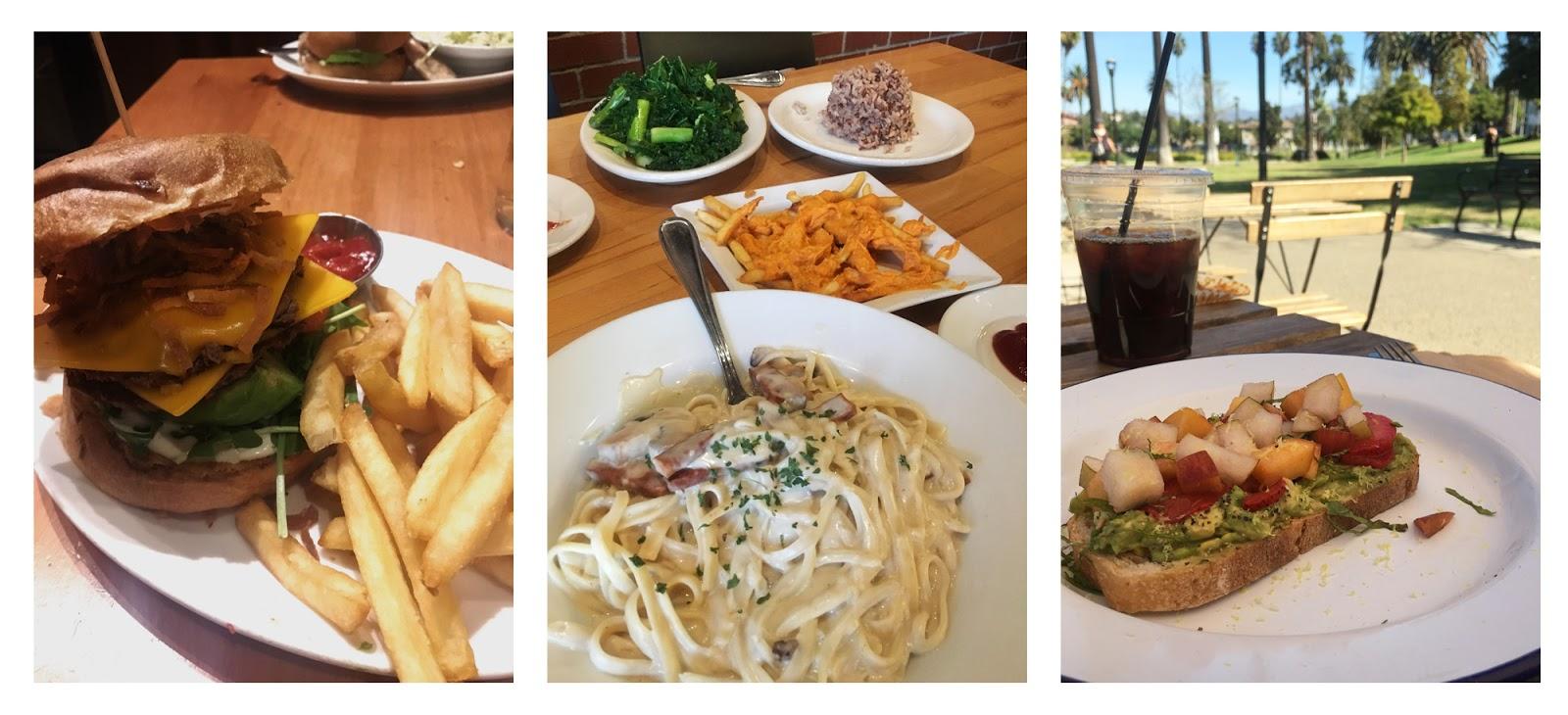 Vegetarian and Vegan Food in Los Angeles