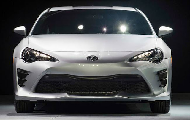 2017 Toyota 86 Specs and Performance