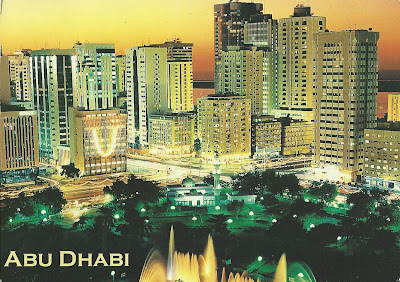 capital city of UAE