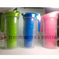 Souvenir Tumbler Active Jar - Teko Air Minum + Gelas