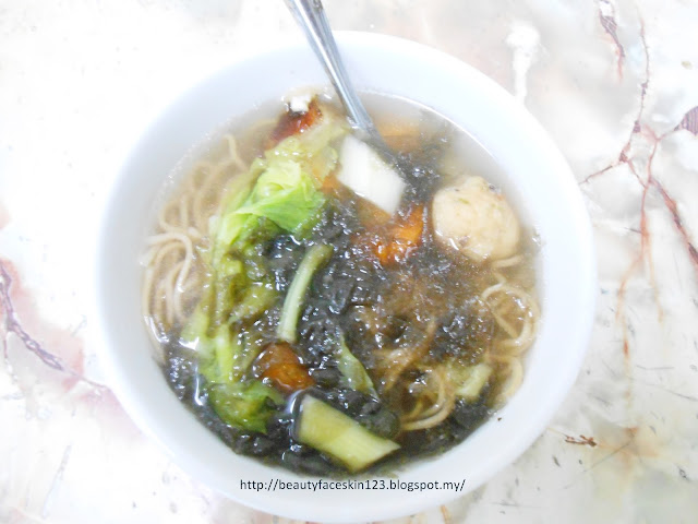 SEAWEED NOODLES RECIPE