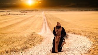Wallpaper: The Monk