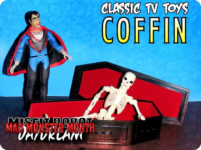 Classic TV Toys Coffin