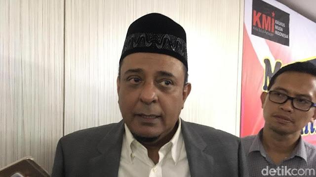 Ketua GNPF Setuju Ormas Tak Pakai Lambang Tauhid