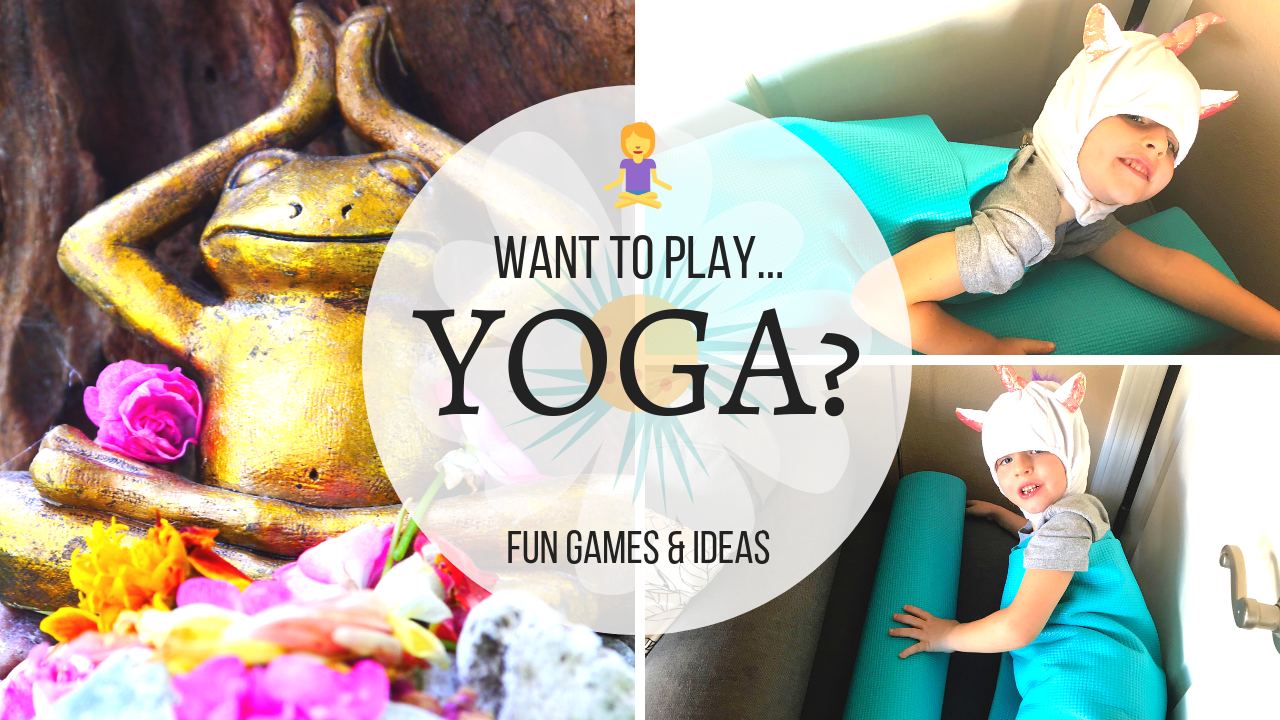 INFINITY'S CUP: Do You Want to Play YOGA?