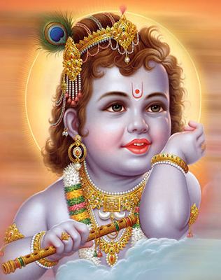 Chote Krishna HD Wallpapers