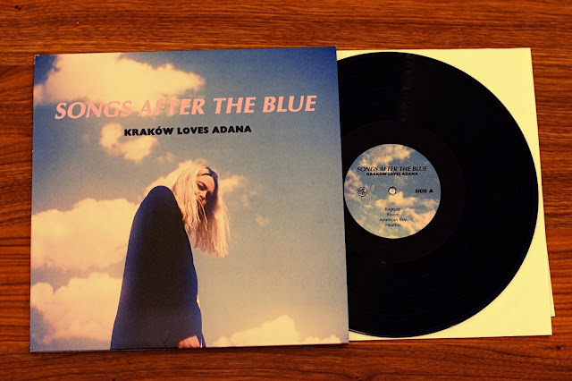 Krakow Loves Adana - Songs After The Blue -  Album of the Year - Vinyl