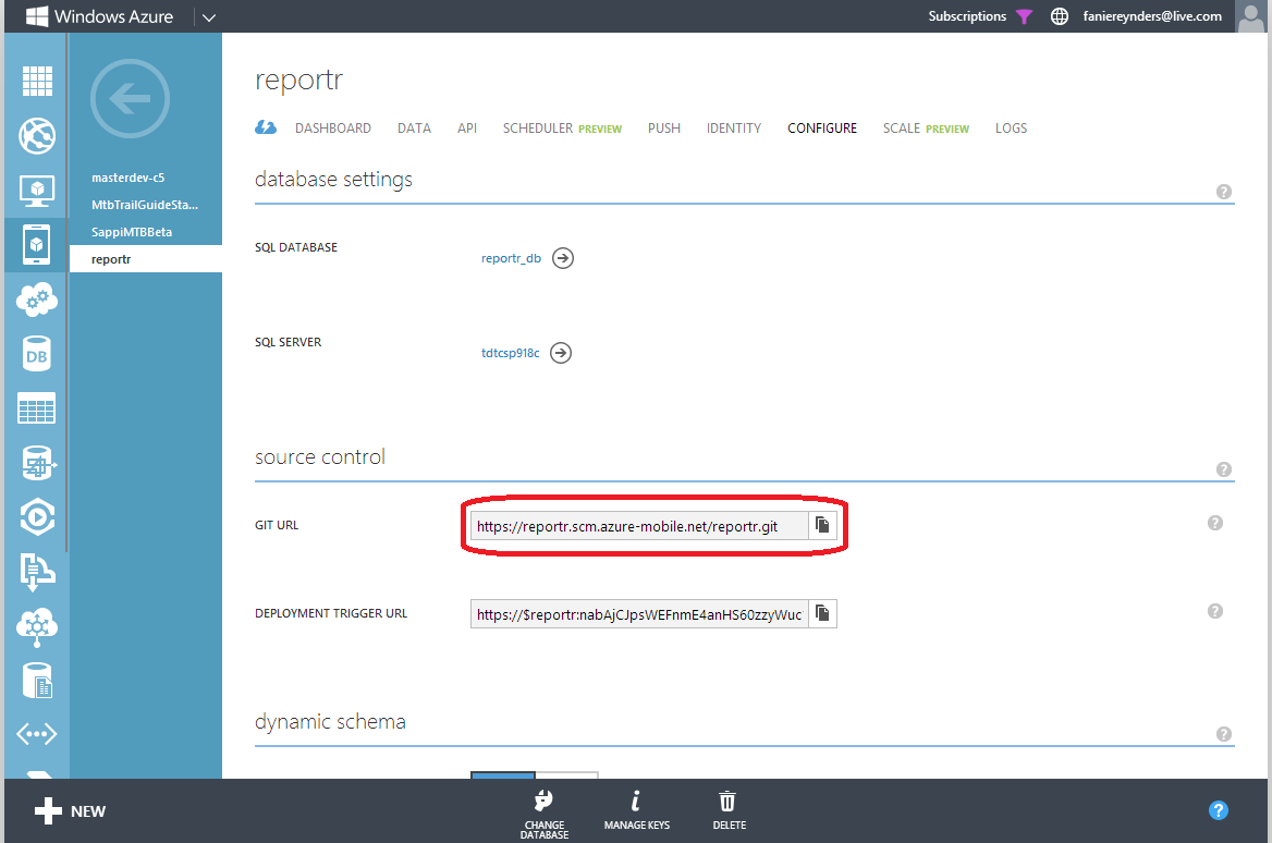 Leverage the power of Twilio from Azure Mobile Services