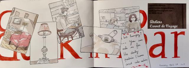 book in bar aix en provence