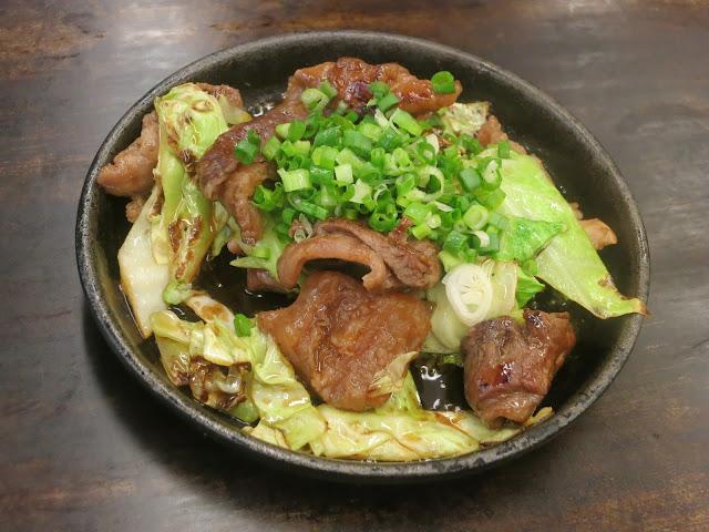 Gyusuji-Kimchi-itame