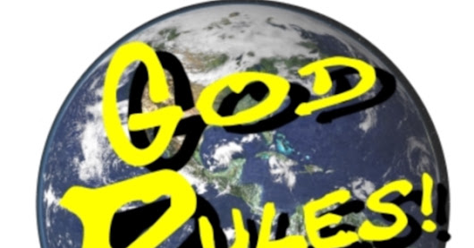 "Announcing New Release -- This Cool Rocker: ""GOD RULES"""