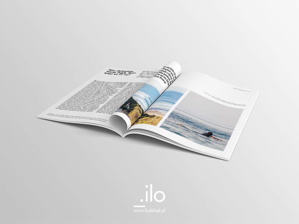 Skład i łamanie magazynów