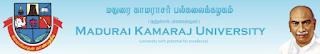 Madurai Kamarajar University Recruitment 2018
