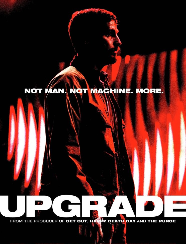 Upgrade [2018] [DVDR] [NTSC] [CUSTOM HD] [Latino]