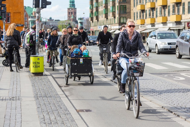 Copenhagen Bike City