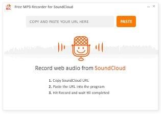 مسجل, الصوت, من, على, الساوند, Free ,MP3 ,Recorder ,for ,SoundCloud, اخر, اصدار