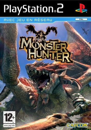 Monster Hunter Ps2 Ntsc Iso www.juegosparaplaystation.com