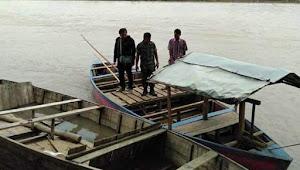 Perahu Penyeberangan Tenggelam di Brebes, Satu Penumpang Tewas