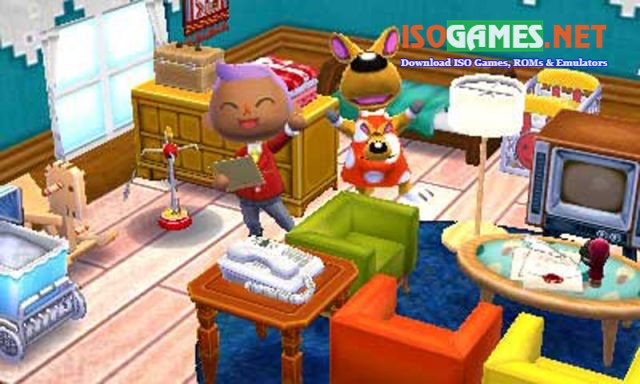 Download Animal Crossing: Happy Home Designer 3DS ROM
