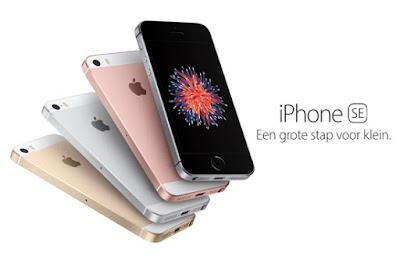 phien ban dien thoai Iphone SE