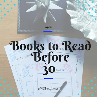 Books to read before 30