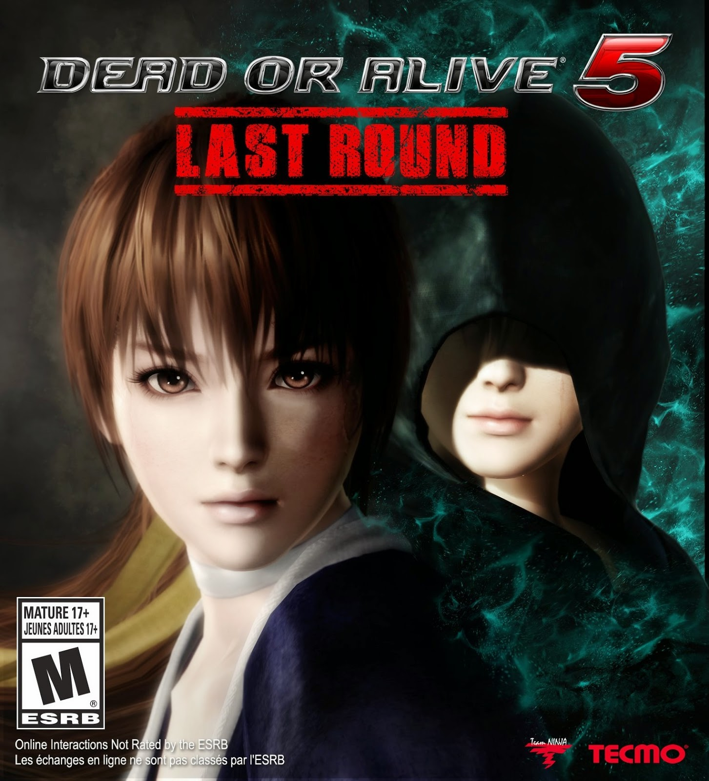 Dead Or Alive 5 Last Round PC Cover Caratula