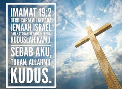 Cerita Alkitab  'Allah Itu Kudus'