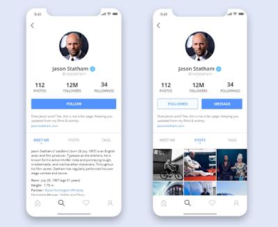 Cara Menghilangkan Tulisan Kunjungan Profil Dalam 7 Hari Terakhir Instagram