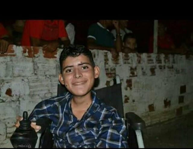 CEEP DE LUTO: Aluno Felipe Cairo do Povoado Capim Pubo morre aos 18 anos