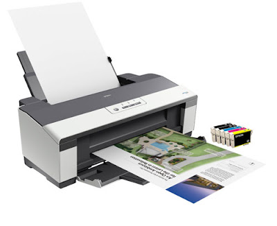 Link Download driver  Epson printer T1100