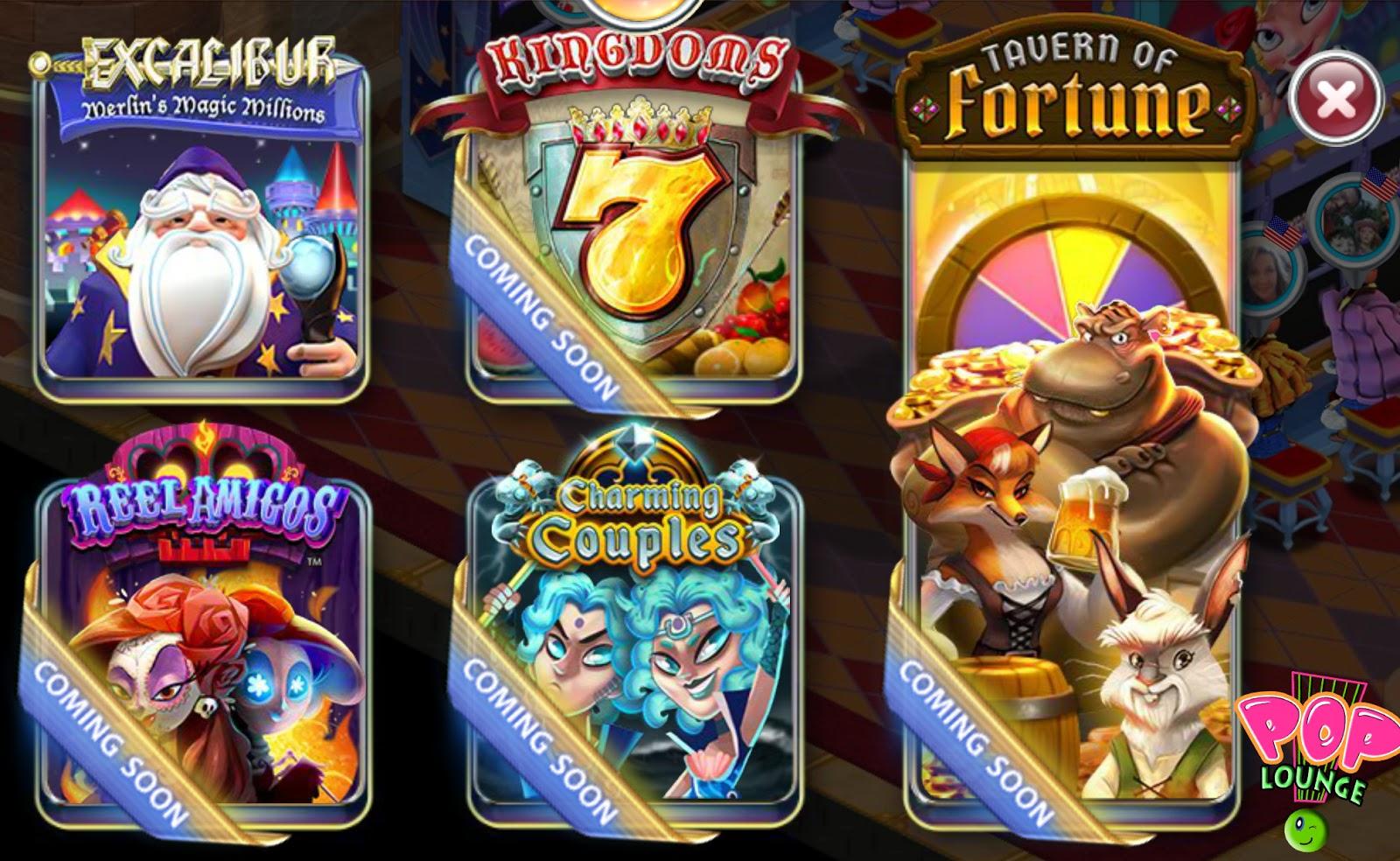 Best Pop Slots Game