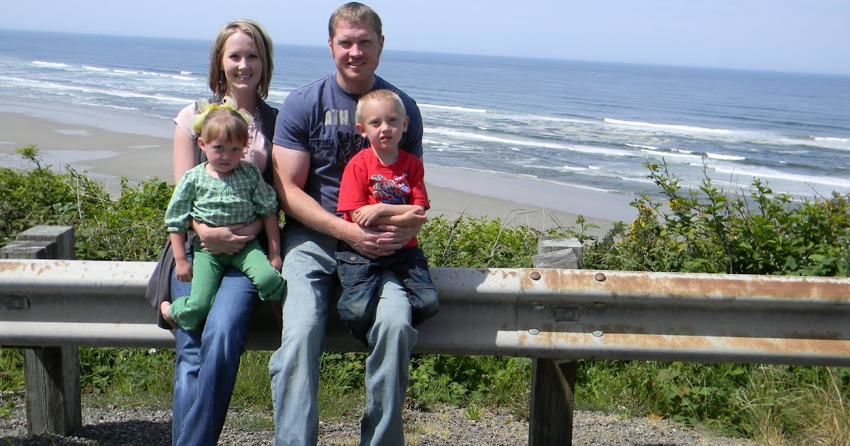 THE BAZIL BUNCH: Oregon Coast Family Vacation