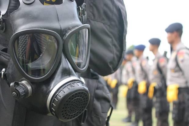 Jelang Mudik Lebaran 700 Brimob Ditempatkan di Titik Macet Wilayah Jateng