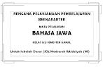 RPP Bahasa Daerah Jawa SD K-13 2018