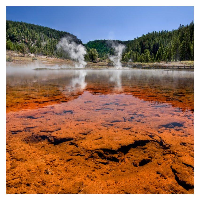 Yellowstone National Park   wonderful Tourism