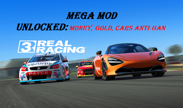 Download Real Racing 3 Mod Apk Data Unlimited Money Gold Game