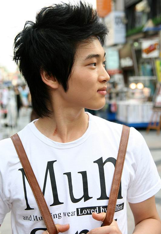 Swell 1000 Images About Hairstyles On Pinterest Style For Men Korean Short Hairstyles For Black Women Fulllsitofus