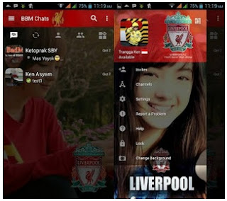 BBM Liverpool Change Background