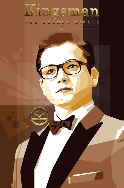 Skintone of Kingsman The Golden Circle