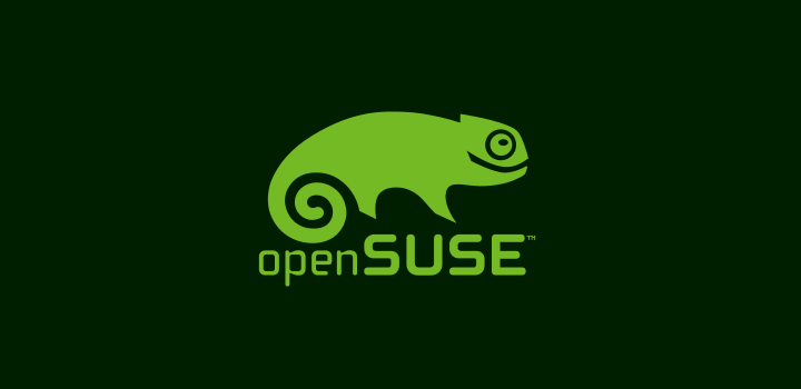 Logo do openSUSE