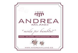Andrea Milano Terrassa, una tienda con peque-glamour