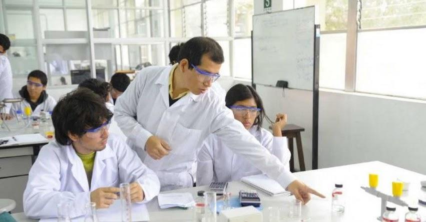 Concytec lanza concurso para buscar investigadores